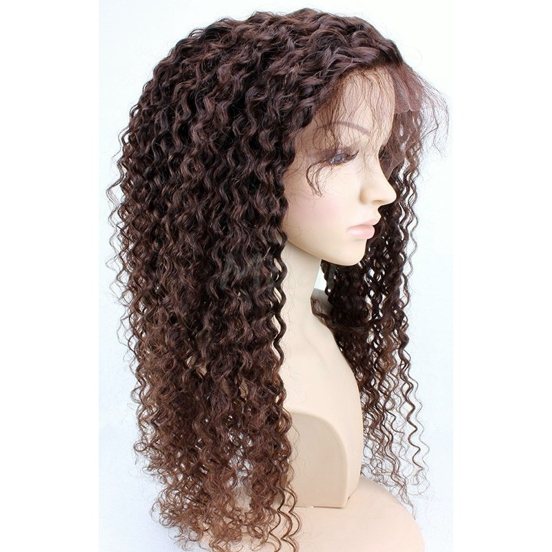Loose Afro Curl Lace Wig